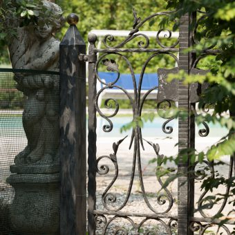 bed & breakfast marano vicentino vicenza cancello giardino