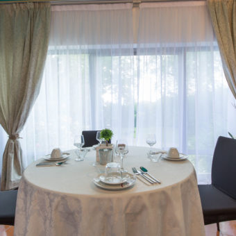 Bed and breakfast marano vicentino vicenza interni grande vetrata