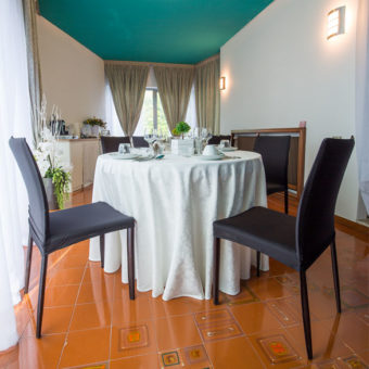 Bed and breakfast marano vicentino vicenza interni sala breackfast