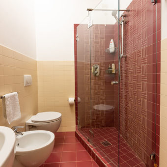bed & breakfast marano vicentino vicenza bagno in camera